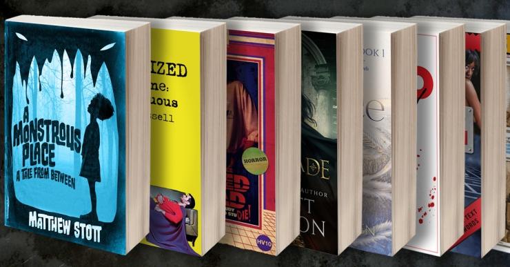 Genre Reader FB ad mailing list sign up 10 books