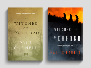 witches covers