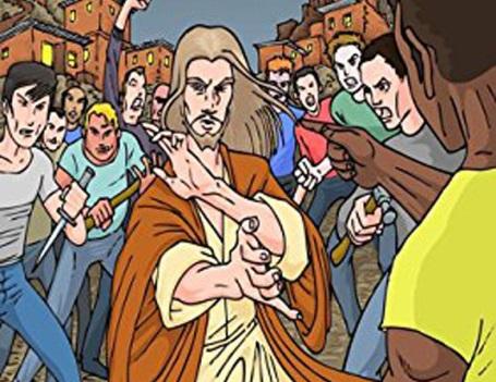 Jesus crop